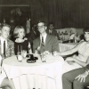 Jane Stanko, Hilary Duncanson, Nancy Noonan, TLJ, Linda Delson, Warren Murray, Stork Club, New York